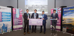 Winners of the III Aerospace Innovative Projects Competition