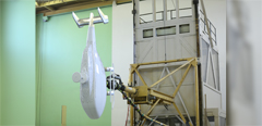 TsAGI completes the first stage of helicopter VRT500 testing